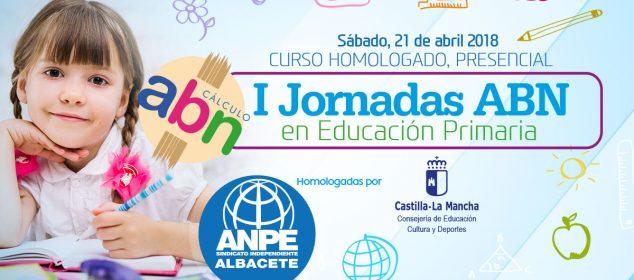 Jornadas Homologadas: ABN en Educación Primaria